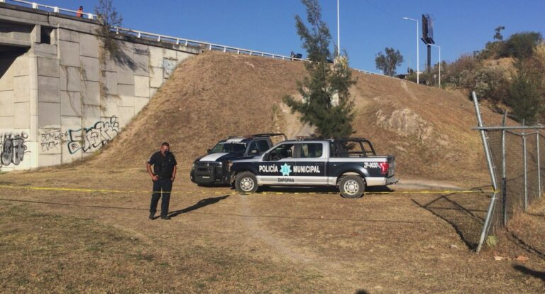 Jalisco police found 18 plastic bags full of hacked-up body parts near Guadalajara