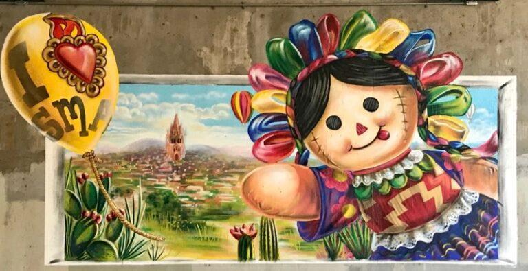 """San Miguel de Allende: """"The Gallery City"""""""