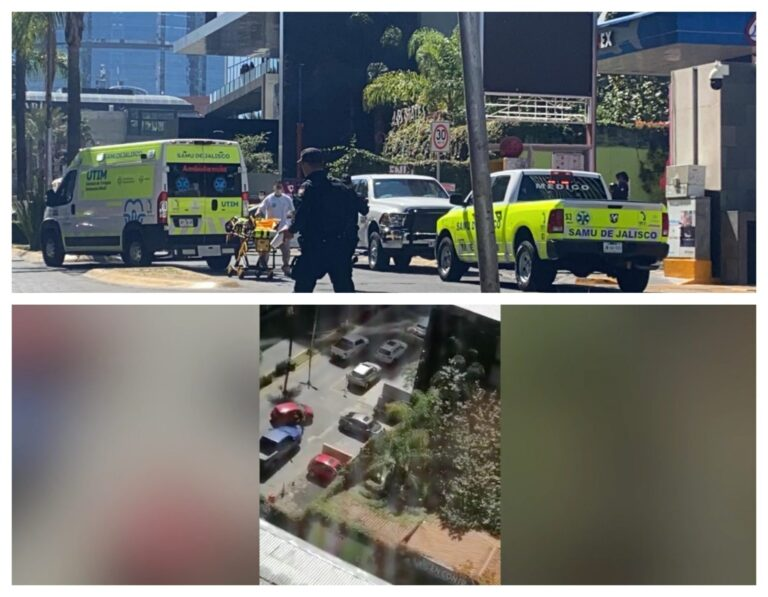Shooting in Andares Zapopan after an attempted kidnapping