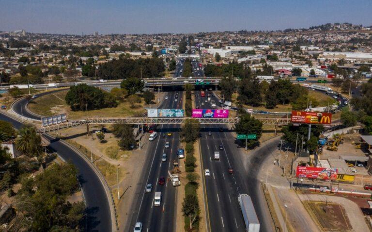 Rehabilitation works on the Guadalajara-Chapala highway begin