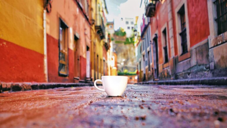 Cafes to fight (and enjoy) the cold in Guanajuato