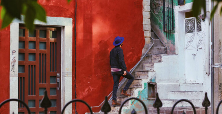 Guanajuato and its narrowest alley