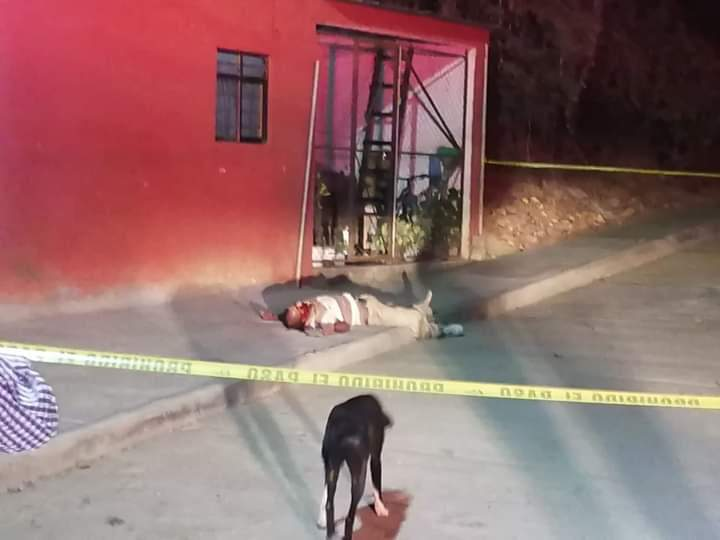 Insecurity increases in the city of Oaxaca, another individual is killed