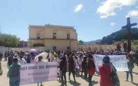 Murder of Dr. Mariana Sánchez leads to mass protest in San Cristobal de las Casas and across Chiapas