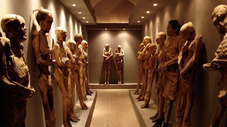 Guanajuato Mummy Museum: Not exactly a family orientated attraction