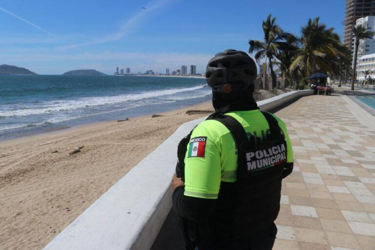 Mazatlan Civil Protection prepares for onslaught of Semana Santa tourist