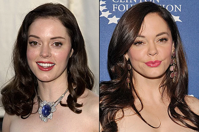 """Rose McGowan Gets Mexican Residency; """"I will not live in the US again,"""" she says."""