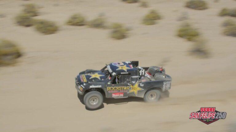 San Felipe 250: a Mexican off-road motorsport race across the Baja desert