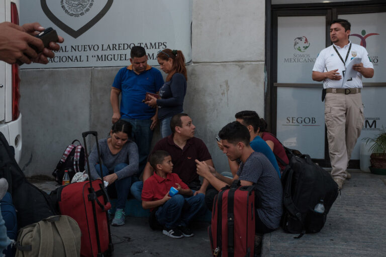 Asylum seekers to the US suffer violence and extortion while waiting in Mexico