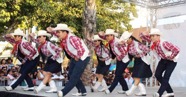 """The Ensenada dance """"stolen"""" from the cowboys"""