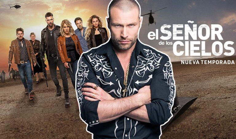 """""""El Señor de los Cielos"""" actor was caught fleeing scared at night in Tijuana"""